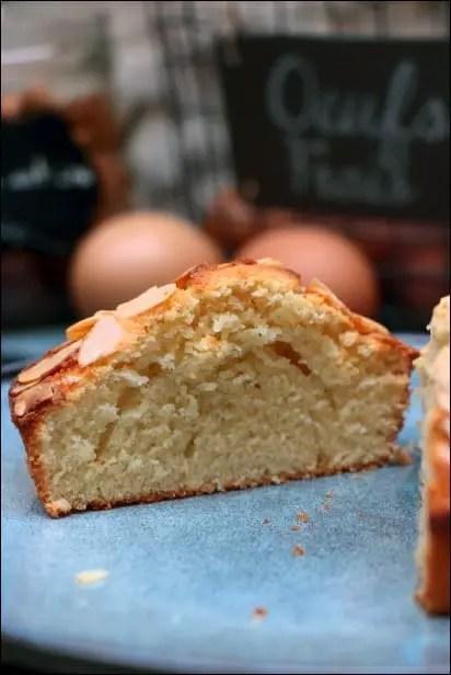 cake amande et citron