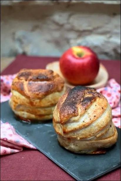 douillon de pommes