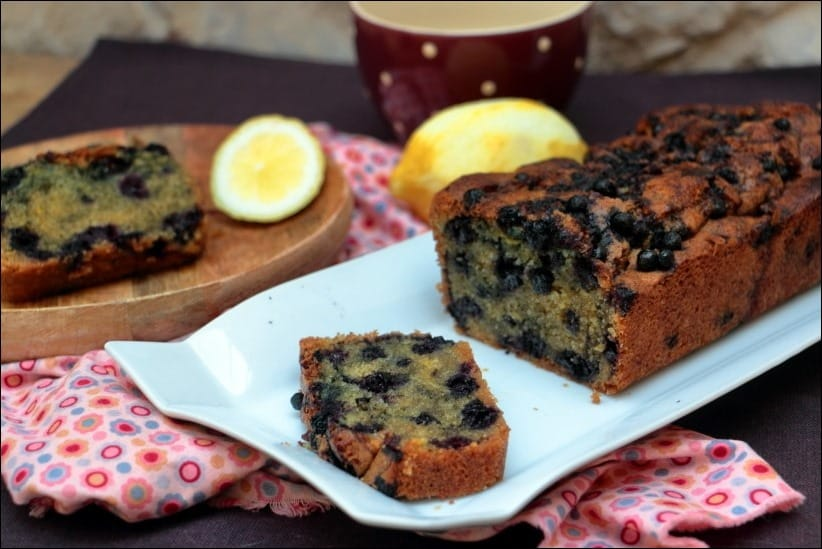 cake myrtilles ottolenghi