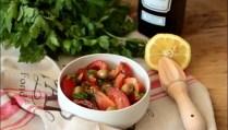 salade de tomate au pastis
