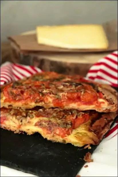 tarte tomate a la provencale