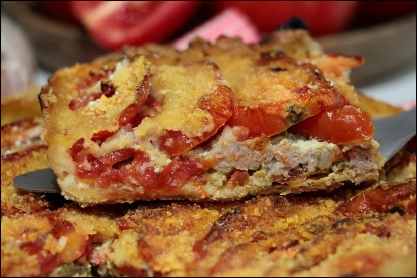 tarte tomate viande hachee