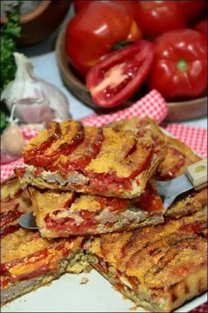 tarte tomate gourmande