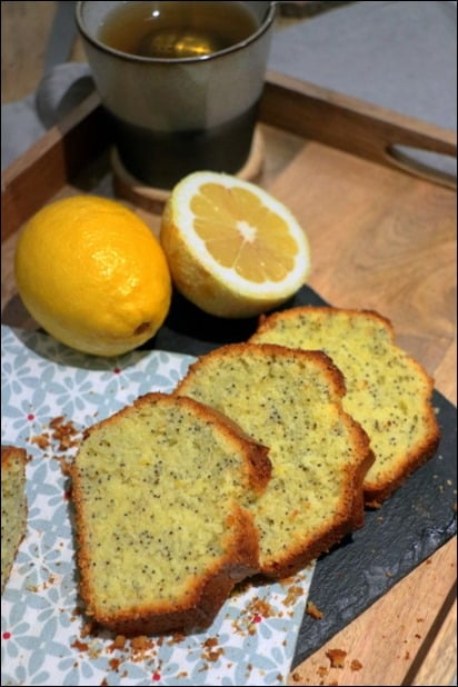 cake citron facile