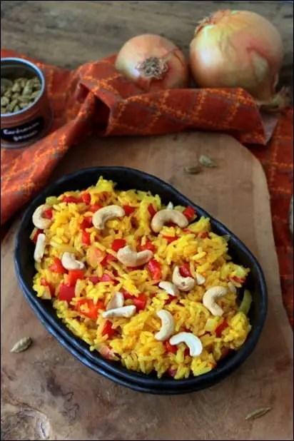 riz coco indien