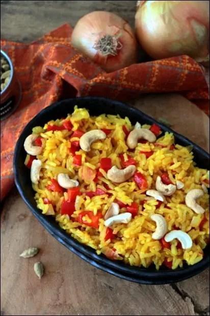 riz coco noix de cajou