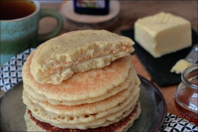 recette crepes mille trous inratable