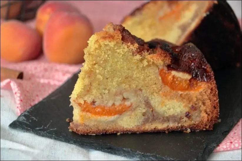 gateau abricot blog