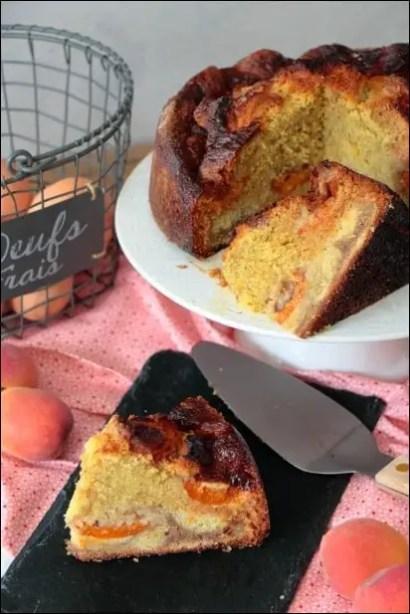 gateau abricot cannelle ottolenghi