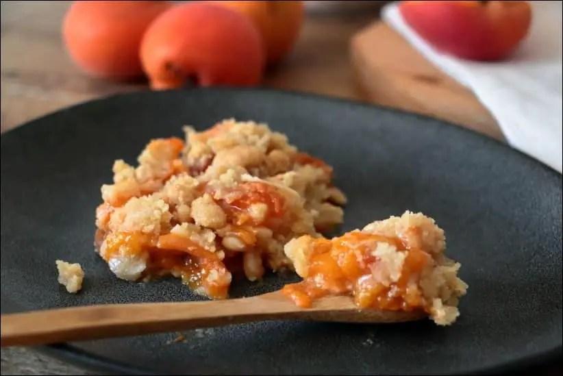 tian provencal abricots amandes pignons