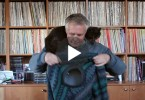 This Man Will Show You How To Properly Put On Sweater Without Disturbing Your Cat