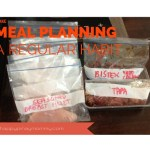 meal planning as a regular habit