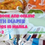 Facebook and Online Cloth Diaper Sellers in Manila - Part 2
