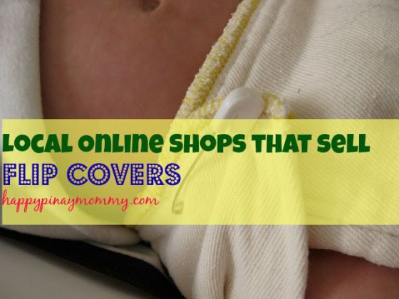 Buy Flip CLoth Diaper Covers in the Philippines