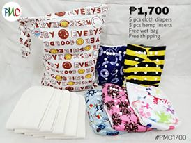 Ongoing Cloth DIaper Sales and Promos in the Philippines- Part 2.
