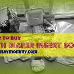 Buy Cloth Diaper Insert Sock in the Philippines
