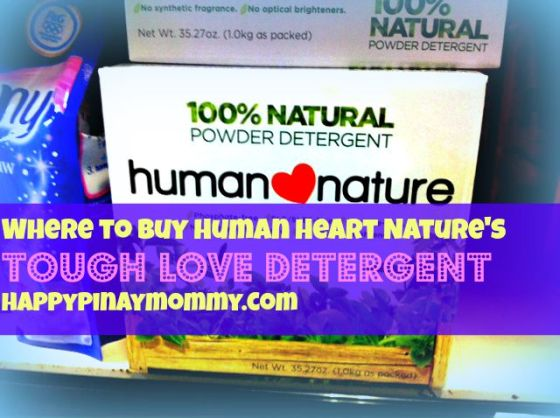 Buy Human Heart Nature Tough Love Detergent
