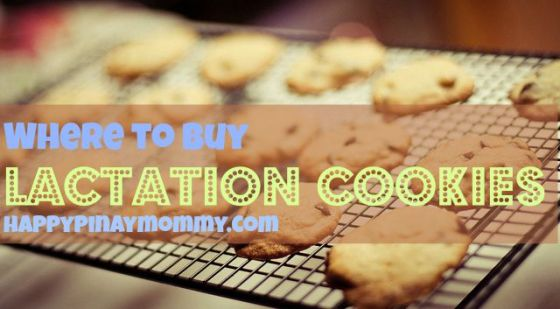 buy or order lactation cookies in the Philippines
