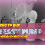 where to buy breast pump in the philippines