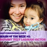Work-at-Home-Mom of the Week: Mommy Jelly Lagman-Victor