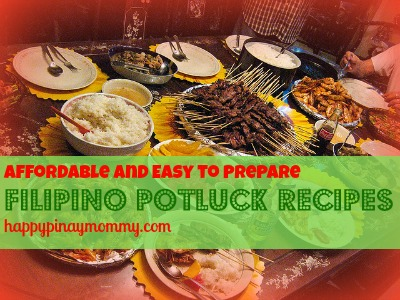 Budget Filipino Christmas Potluck Food Recipes
