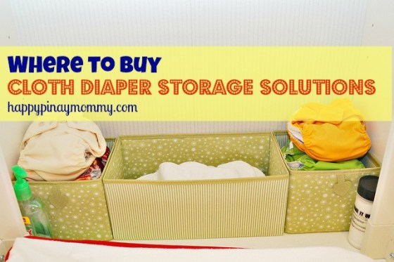 Buy Cloth Diaper Storage in the Philippines