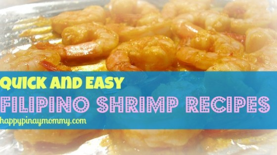 Here are some Quick and Easy Filipino Shrimp Recipes (Photo Credits)https://www.flickr.com/photos/alykat/