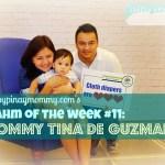 Tina De Guzman of Fluffy Pwets Cloth Diapers