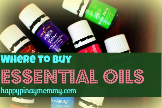 Where to buy essential oils in the Philippines. (Photo Credits)