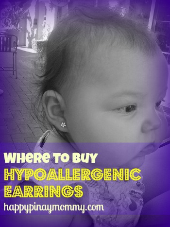 Where To Buy Hypoallergenic Earrings For Babies In The Philippines