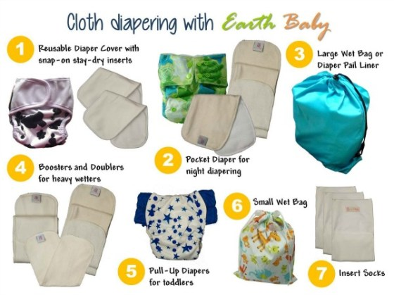 Mommy Jeantte's Earth Baby Products