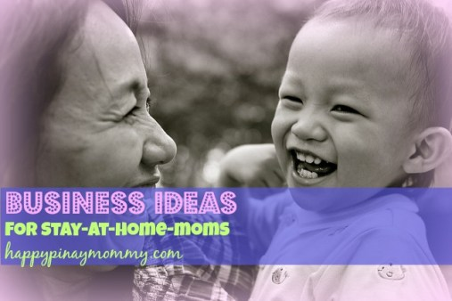 Business Ideas for Moms in the Philippines