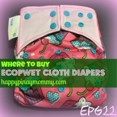 Buy Ecopwet CLoth Diapers