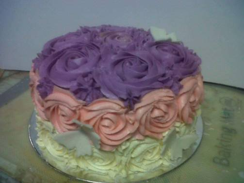 Cake Creations of Sweet Indulgence by Rika