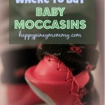 Buy baby moccasins in the Philippines. (Photo Credits)