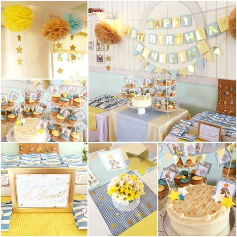 Stacy's is a quaint reception area for baptismal parties, baby showers, and birthdays.