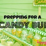 DIY Candy Buffet Preparation Checklist. (Photo Credits)