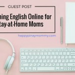 Teaching English Online for stay-at-home moms