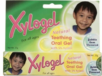 Xylogel is available in all local pharmacies nationwide.