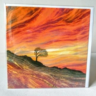 Incandescense card