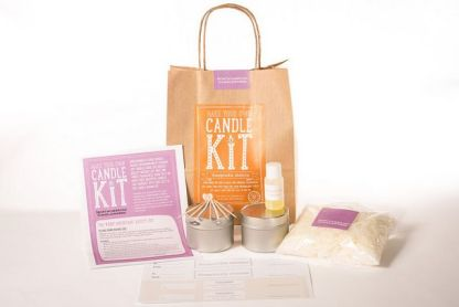 honeysuckle and jasmine candle kit