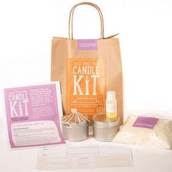 honeysuckle and jasmine candle kit