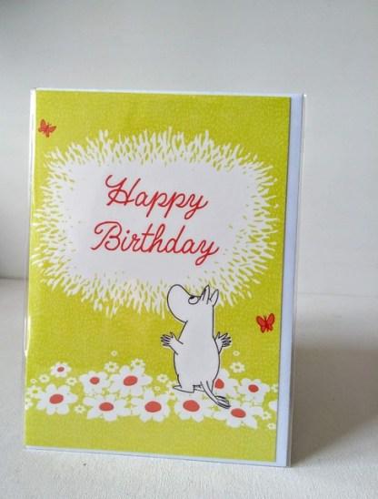 moomin birthday