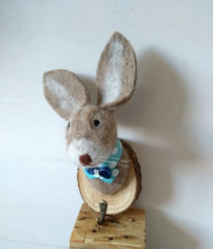 pearl hare