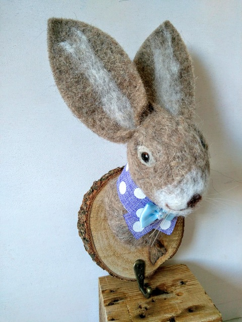 spotted purple hare