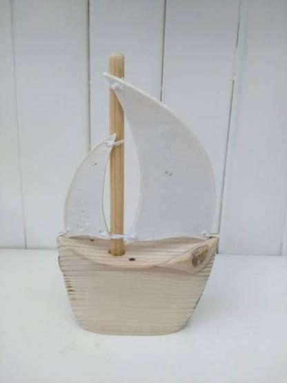 boat number 9 back