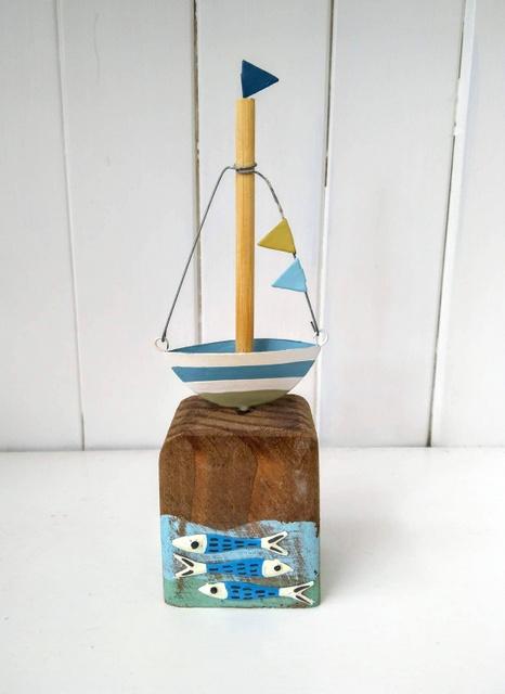 fishy boat