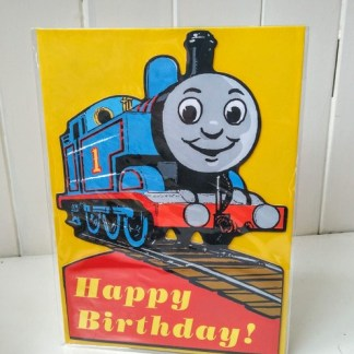 tank engine birthday