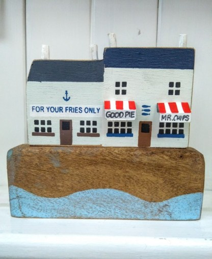seaside chippy for your fries only