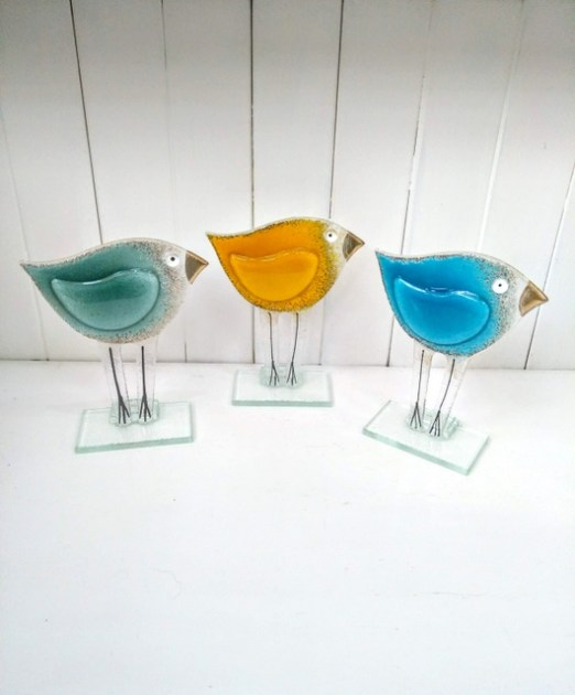 glass bird cover photo